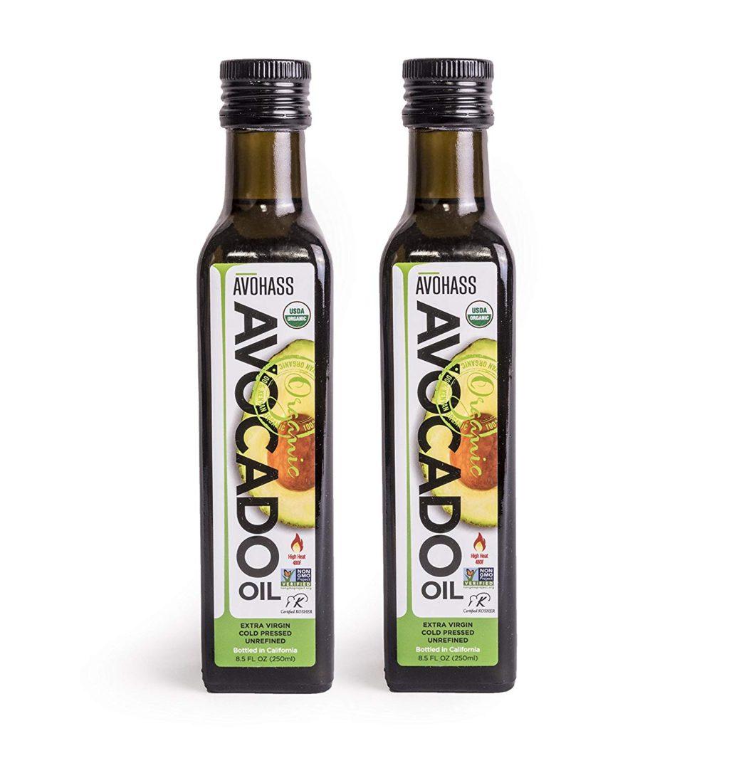 Avohass Organic Extra Virgin Avocado Oil