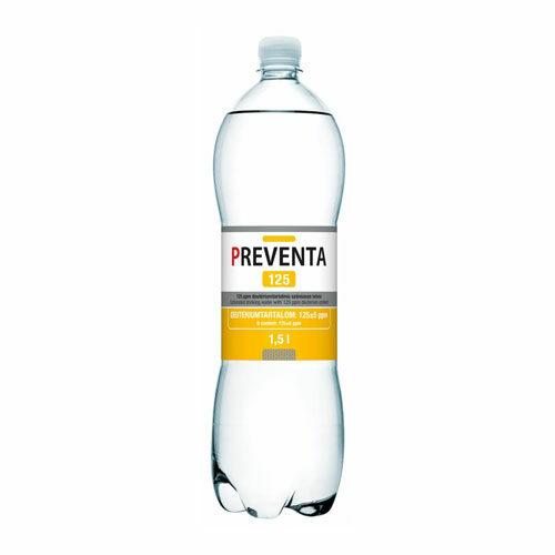 Preventa 125 Deuterium Depleted Water