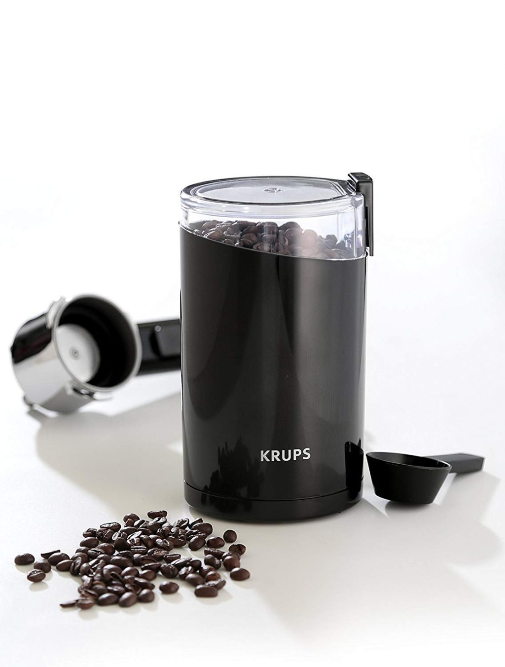 KRUPS F203 Electric Spice + Coffee Grinder