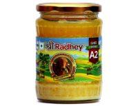 Shree Radhey Certified A2 Gir Cow Milk Ghee