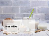Omega Juicer - Make Nut Milks