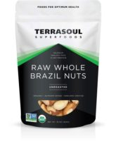 Terrasoul Superfoods Organic Raw Brazil Nuts