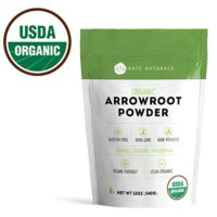 Kate Naturals Organic Arrowroot Powder