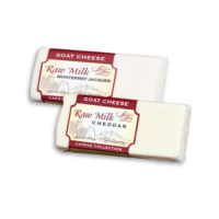 Sierra Nevada, Caprae Collection, Raw, Aged Goat Cheese
