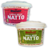 Rhapsody Organic Natto