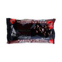 Pascha Organic 100% Cacao Unsweetened Dark Chocolate Chips